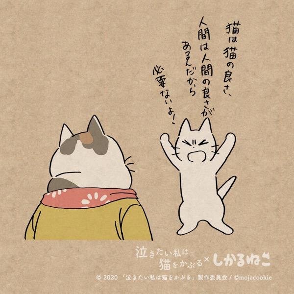 かぶる を 猫 泣き たい 小説 私 は